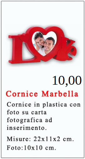 Cornice Marbella