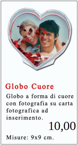 Globo Cuore