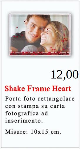 Shake Frame Heart