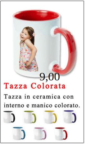 Tazza Colorata