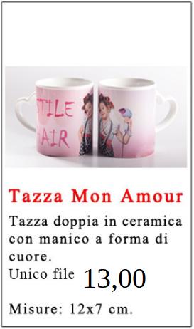 Tazza Mon Amour